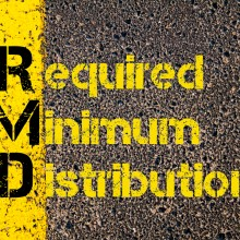 TIPS FOR MAXIMIZING REQUIRED MINIMUM DISTRIBUTIONS